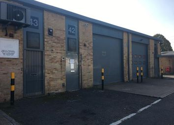 Thumbnail Light industrial to let in Fairways Business Centre, Unit 43, Lammas Road, Leyton, London
