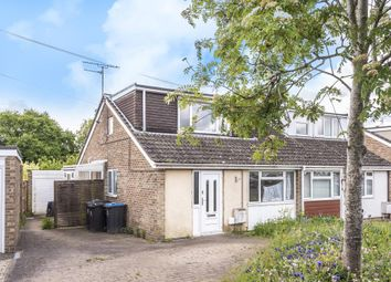 Thumbnail 2 bed semi-detached house for sale in North Leigh, Oxfordshire