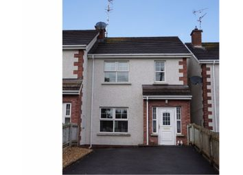 Thumbnail 3 bed end terrace house for sale in Rossin View, Dungannon