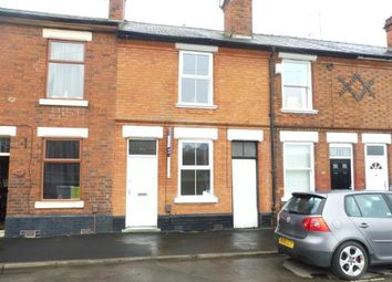Thumbnail 2 bedroom terraced house for sale in City Road, Chester Road, Derby