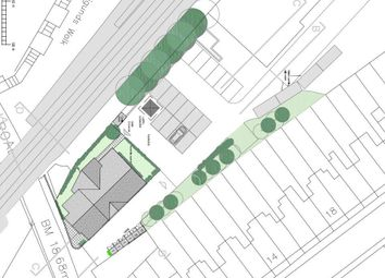 Thumbnail Land for sale in Land At The Qube, St. Radigunds Road, Dover