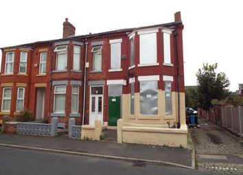 Hall Road, Manchester, Greater Manchester M14. 3 bed end terrace house