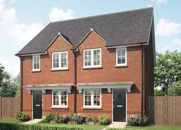 """Evesham"" at Wyaston Road, Ashbourne DE6. 2 bed end terrace house for sale"