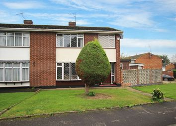 Thumbnail 3 bed semi-detached house for sale in Chelmer Road, Witham, Essex