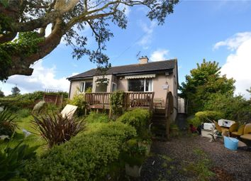 Thumbnail 3 bed detached bungalow for sale in St. Keverne, Helston, Cornwall