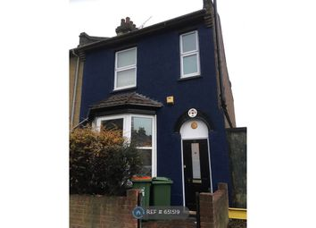 Thumbnail 3 bed end terrace house to rent in Boxley Street, London
