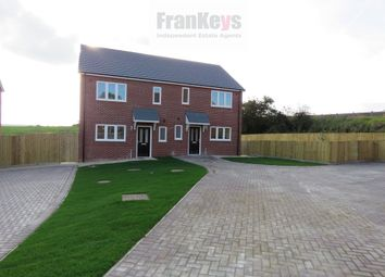 Thumbnail 3 bed semi-detached house for sale in Waterford Meadows, Kingfisher Close, Cherry Willingham