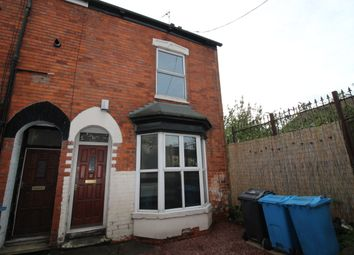 Thumbnail 2 bedroom end terrace house to rent in Albert Avenue, Hull