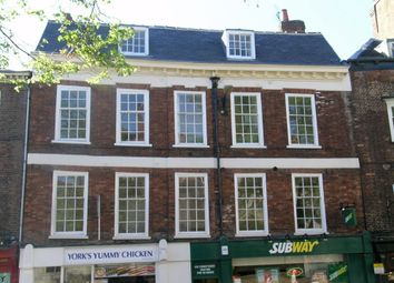 Thumbnail 1 bed flat for sale in Pavement, York
