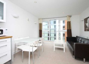 Thumbnail 1 bed flat to rent in Adriatic Apartments, 20 Western Gateway, Docklands