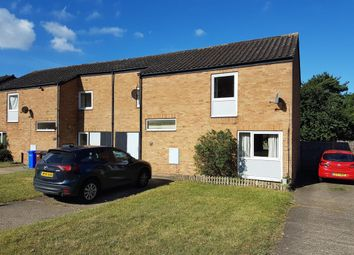 Thumbnail 3 bedroom end terrace house to rent in Eriswell Drive, Lakenheath