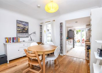 Thumbnail 2 bed terraced house for sale in Queens Road, Bounds Green, London