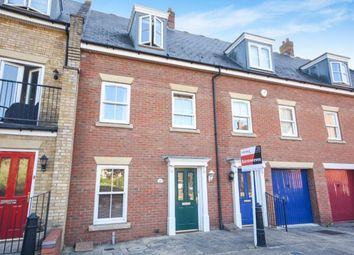 Thumbnail 4 bed terraced house for sale in Britten Crescent, Witham
