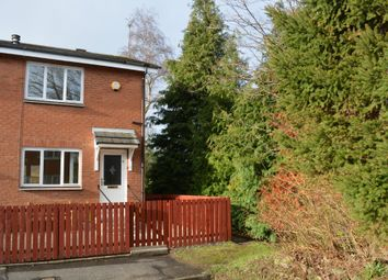 Thumbnail 2 bed end terrace house for sale in Monkscroft Gardens, Broomhill, Glasgow