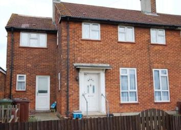Thumbnail 4 bedroom semi-detached house to rent in Bastable Avenue, Barking