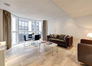 Thumbnail 1 bed flat to rent in Young Street, London