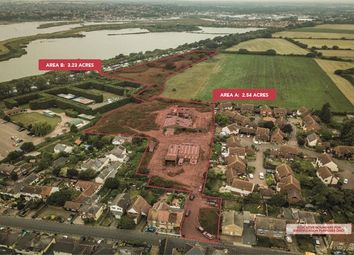 Thumbnail Commercial property for sale in Former Timber Yard, Basin Road, Heybridge Basin, Maldon, Essex
