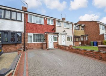 Thumbnail 3 bed terraced house for sale in Rose Valley Crescent, Stanford-Le-Hope