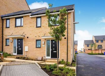 Thumbnail 2 bed end terrace house for sale in Fleming Way, Haverhill