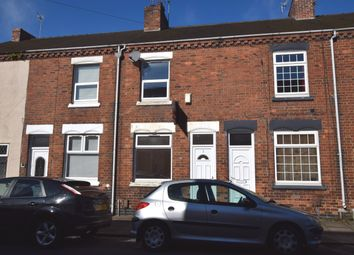 Thumbnail 2 bedroom terraced house for sale in Stanley Road, Hartshill, Stoke-On-Trent