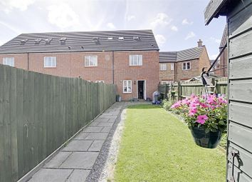 3 bed end terrace house for sale in Churchfield Close, Deeping St. James, Peterborough PE6