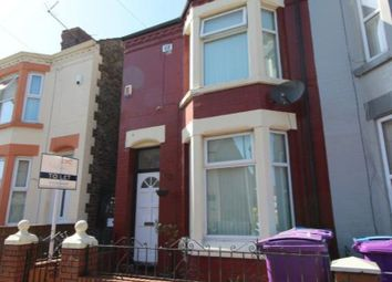 Thumbnail 3 bed terraced house to rent in September Road, Anfield, Liverpool