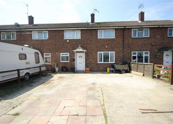 Thumbnail 3 bed terraced house for sale in Marlowe Avenue, Swindon, Wilts
