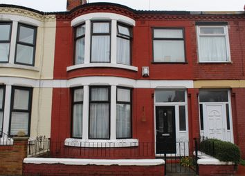 Thumbnail 3 bed terraced house for sale in Knoclaid Road, Old Swan, Liverpool