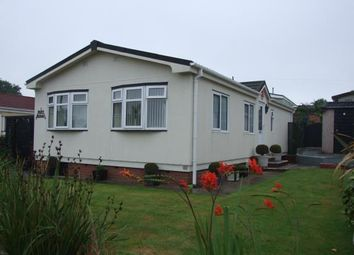 Thumbnail 2 bed mobile/park home for sale in Wheal Seaton, Camborne, Cornwall