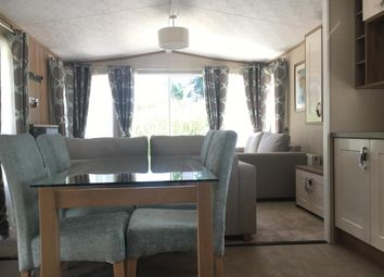 Thumbnail 2 bed mobile/park home for sale in Vale Road, Sutton, Dover, Kent