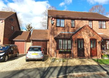 Hunts Rise, Bewdley DY12. 2 bed semi-detached house for sale