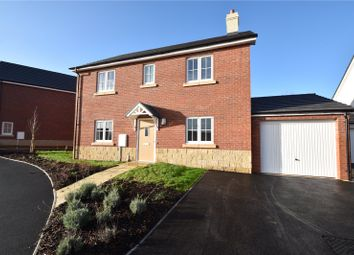 Thumbnail 4 bed detached house for sale in Vardroe Way, Tibberton, Droitwich, Worcestershire