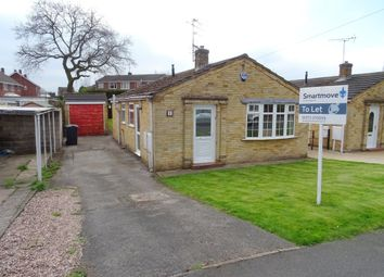 Thumbnail 2 bedroom detached bungalow to rent in Charnwood Drive, Ripley