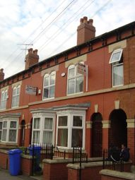 Thumbnail 4 bed terraced house to rent in 27 Vincent Road, Sheffield