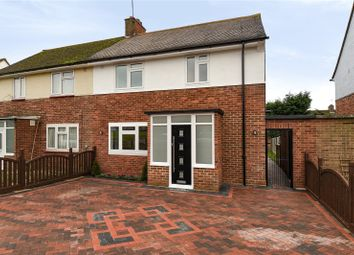 Thumbnail 3 bed semi-detached house for sale in Chippenham Close, Pinner, Middlesex