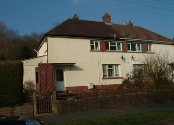 Thumbnail 3 bed semi-detached house to rent in Morfa Glas, Glynneath