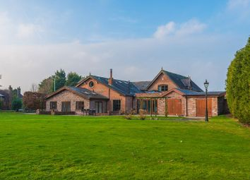 Thumbnail 4 bed barn conversion for sale in Halsall Road, Halsall, Ormskirk