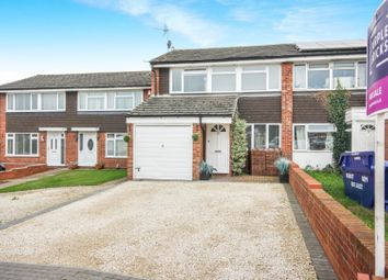 Thumbnail 3 bed semi-detached house for sale in Darwin Close, Colchester