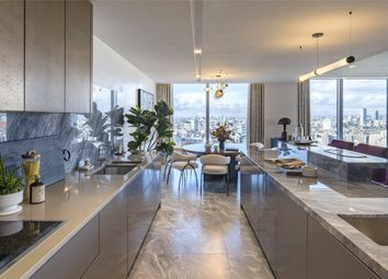 Thumbnail 3 bed flat for sale in Casson Square, London