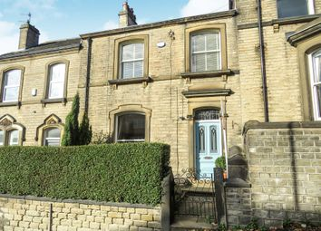 Thumbnail 4 bed terraced house for sale in Ladyhouse Lane, Berry Brow, Huddersfield