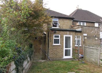 Thumbnail 2 bed terraced house to rent in Church Road, Crockenhill, Swanley