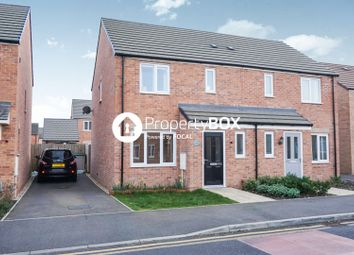 3 bed semi-detached house for sale in Apollo Avenue, Peterborough PE2