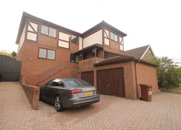 Thumbnail 5 bed detached house to rent in Lordswood Lane, Chatham, Kent