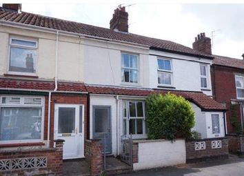 Thumbnail 2 bed terraced house to rent in Vincent Road, Norwich