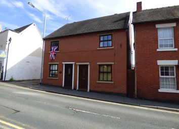 Thumbnail 2 bed cottage to rent in Bridge Street, Uttoxeter