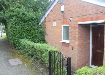 Thumbnail 2 bedroom semi-detached bungalow for sale in Calbourne Crescent, Longsight, Manchester