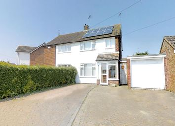 Thumbnail 3 bed semi-detached house for sale in Welbeck Ave, Aylesbury