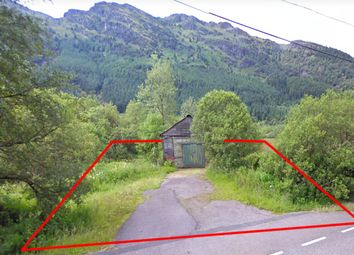 Thumbnail Land for sale in The Boat House, Loch Eck, North Of Dunoon, Argyll And Bute PA278Dn
