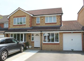 Thumbnail 4 bed detached house for sale in Boshers Gardens, Egham