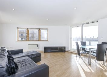 Thumbnail 1 bed flat for sale in Orion Point, 7 Crews Street, London